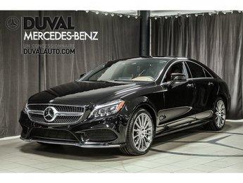 2016 Mercedes-Benz CLS-Class CLS 550 AWD * 23600 KM * NAVIGATION