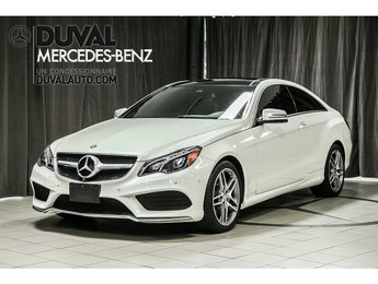 2015 Mercedes-Benz E-Class E400 4MATIC SPORT PACK HARMAN KARDON