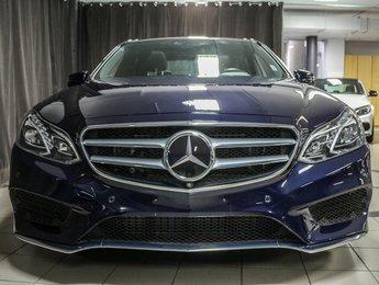 2016 Mercedes-Benz E-Class E250 BlueTEC 4MATIC