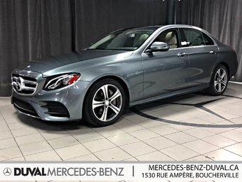 2017 Mercedes-Benz E-Class E300 4MATIC