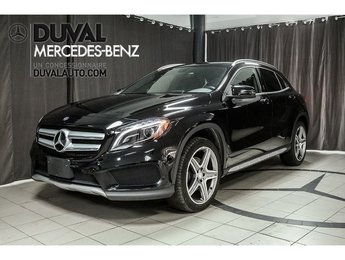 2015 Mercedes-Benz GLA-Class GLA250 4MATIC NAVI AMG PACK CAMERA XENON