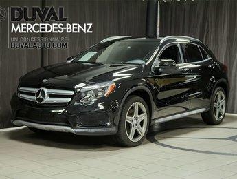 2015 Mercedes-Benz GLA-Class GLA250 4MATIC SPORT PACK BLUETOOTH