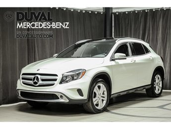 2016 Mercedes-Benz GLA-Class 250 4MATIC CAMERA GPS BLUETOOTH