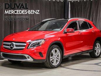 2017 Mercedes-Benz GLA-Class GLA250 4MATIC - Rouge Jupiter