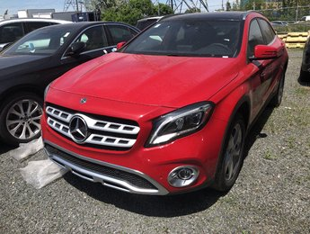 2019 Mercedes-Benz GLA250 4matic