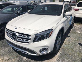 2019 Mercedes-Benz GLA250 4matic