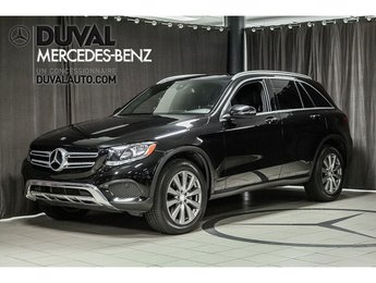 2016 Mercedes-Benz GLC-Class GLC300 4MATIC TOIT PANO GPS CAMERA VRAI CUIR