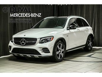 2018 Mercedes-Benz GLC-Class 4MATIC V6 BI-TURBO 362HP