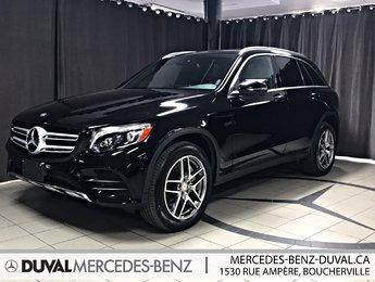 2016 Mercedes-Benz GLC AWD NAVIGATION TOIT PANO