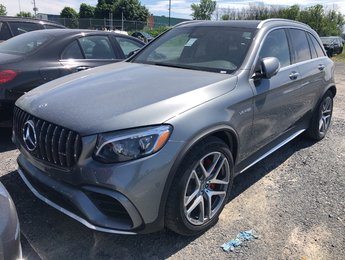 2019 Mercedes-Benz GLC63 AMG S 4matic +