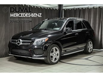 2016 Mercedes-Benz GLE-Class 350d 4MATIC DIESEL SPORT PACK LED CAMERA 360