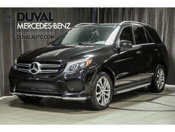 2016 Mercedes-Benz GLE-Class GLE 350d 4MATIC Diesel Économique