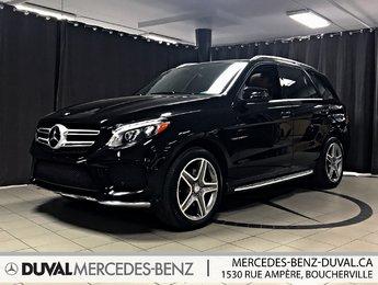2016 Mercedes-Benz GLE-Class GLE 350d 4MATIC