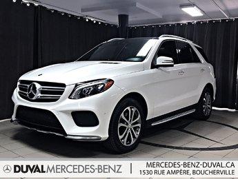 2016 Mercedes-Benz GLE-Class GLE 350d 4MATIC V6 DIESEL 4X4