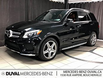 2016 Mercedes-Benz GLE-Class 350d 4MATIC Diesel exclusif package