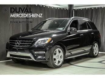 2015 Mercedes-Benz M-Class ML350 BlueTEC 4MATIC DIESEL 4X4
