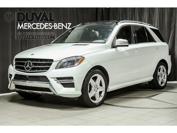 2015 Mercedes-Benz M-Class ML350 BlueTEC 4MATIC TV-DVD NAVIGATION