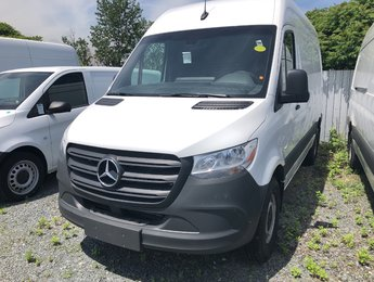 2019 Mercedes-Benz Sprinter 2500 Standard Roof V6