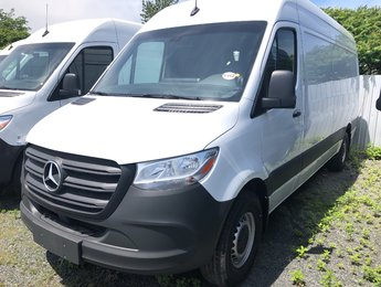 2019 Mercedes-Benz Sprinter 2500 High Roof V6