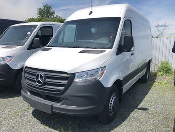 2019 Mercedes-Benz Sprinter 144
