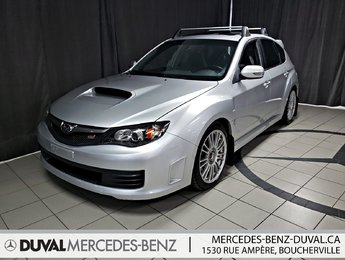 2009 Subaru Impreza WRX STi Base