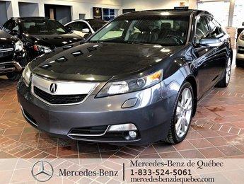 2012 Acura TL TL Elite SH