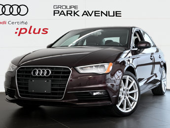 Audi A3 1.8T Progressiv 2015