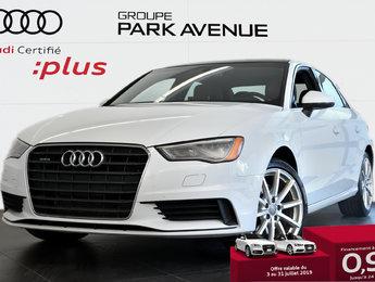 2015 Audi A3 2.0T Progressiv