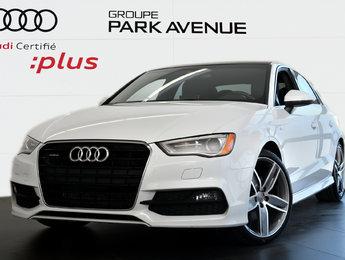 Audi A3 2.0T Progressiv 2015