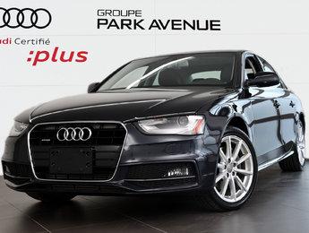 Audi A4 2.0T 2016