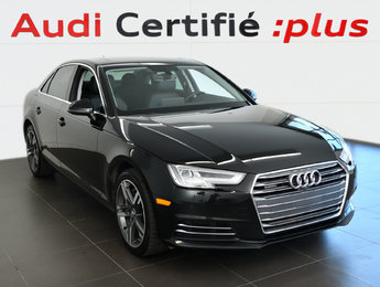 Audi A4 2.0 Technik 2017