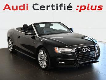 Audi A5 2.0 Technik 2015