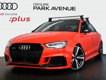 Audi RS 3 Sedan 2.5T 2018