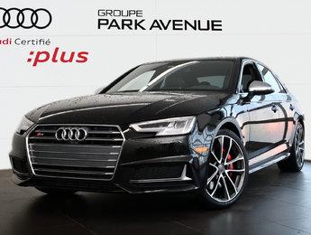 Audi S4 SEDAN 3.0T 2018