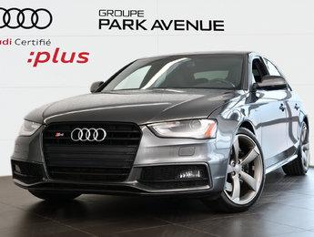 Audi S4 3.0T 2016