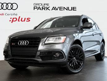 Audi SQ5 3.0 Technik 2016