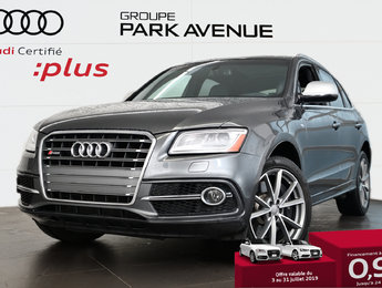 2016 Audi SQ5 3.0 Technik