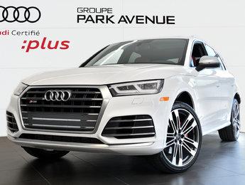 Audi SQ5 3.0 Progressiv 2018