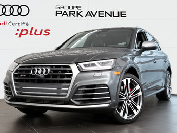Audi SQ5 3.0 Technik 2018