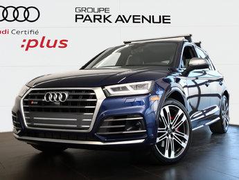 2018 Audi SQ5 3.0 Technik