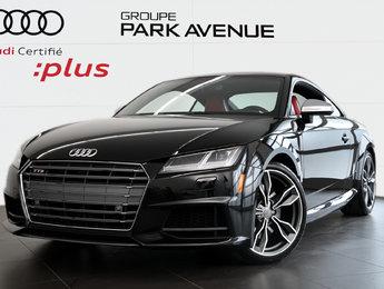 Audi TTS 2.0T 2016
