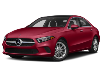 2019 Mercedes-Benz A-Class Sedan 4MATIC Sedan