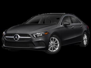 2019 Mercedes-Benz A-Class Sedan Sedan