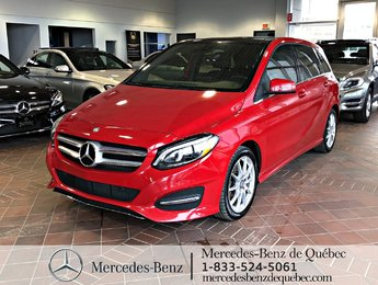 2018 Mercedes-Benz B-Class B 250 Sports Tourer