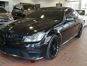 2012 Mercedes-Benz C-Class C 63 AMG®