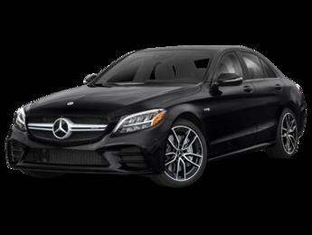 2019 Mercedes-Benz C-Class Sedan 4MATIC Sedan