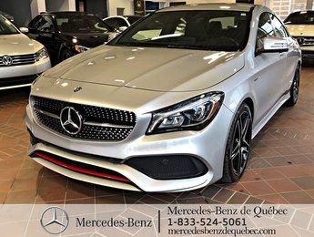 2017 Mercedes-Benz CLA-Class CLA 250 4MATIC AMG Sport Pack, Premium Pack