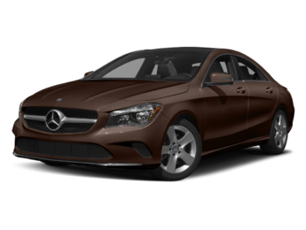 2018 Mercedes-Benz CLA 4MATIC Coupe