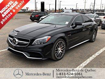 2017 Mercedes-Benz CLS CLS 63 S AMG®