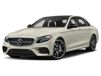 2019 Mercedes-Benz E-class sedan 4MATIC+ Sedan